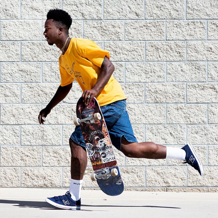 new balance homme skate