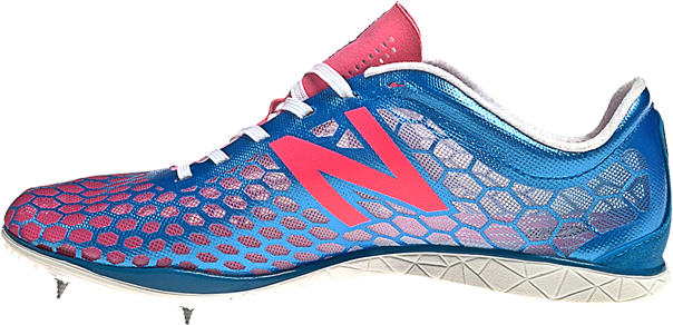 new balance men's mmd500v3 middle distance spike running shoe